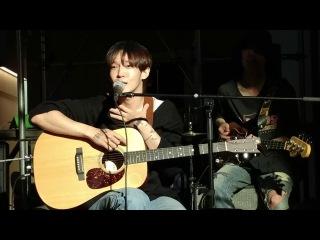170924 South Club 남태현 (대구버스킹13) - MENT5 불꽃환영 감사 & 노래 더 해줄려고 계속 상의 중&#