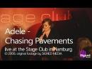 Adele - Chasing Pavements Live in Hamburg 2008