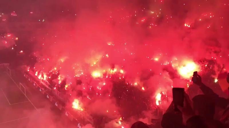 Biz daha iyisini yapana kadar en iyisi bu Türk Telekom Stadyumu 01 12 2018