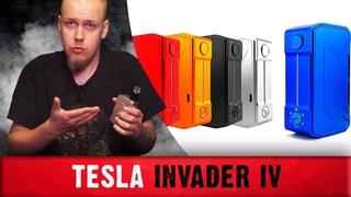Tesla invader 4 - Эволюшн??