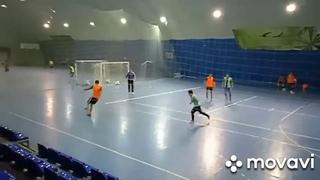 Барселона Б-Спартак-11:10.Обзор матча.
