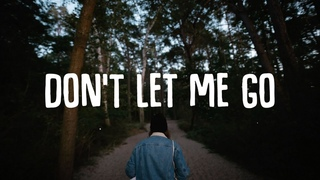 Kelvin Jones - Don't Let Me Go (Lyrics)