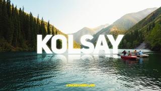 Kolsay & Kaindy Lakes