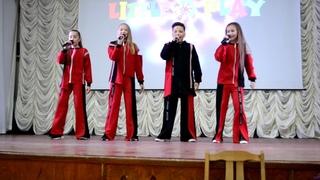 Вокально-танцевальный бэнд Little Play - Зажигай (Live Show)(Live Sound)