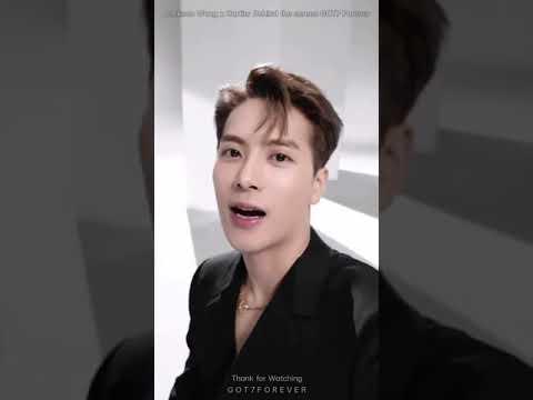 Jackson Wang x Cartier Behind the screen