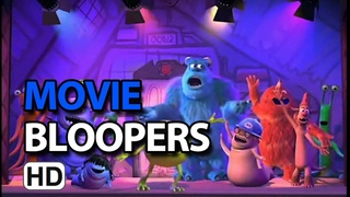 Monsters, Inc. (2001) Bloopers Outtakes Gag Reel