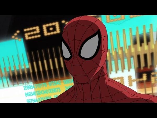 Совершенный человек паук 4 сезон 1 серия