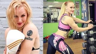 ♥ Valentina 'Bullet' Shevchenko Highlights