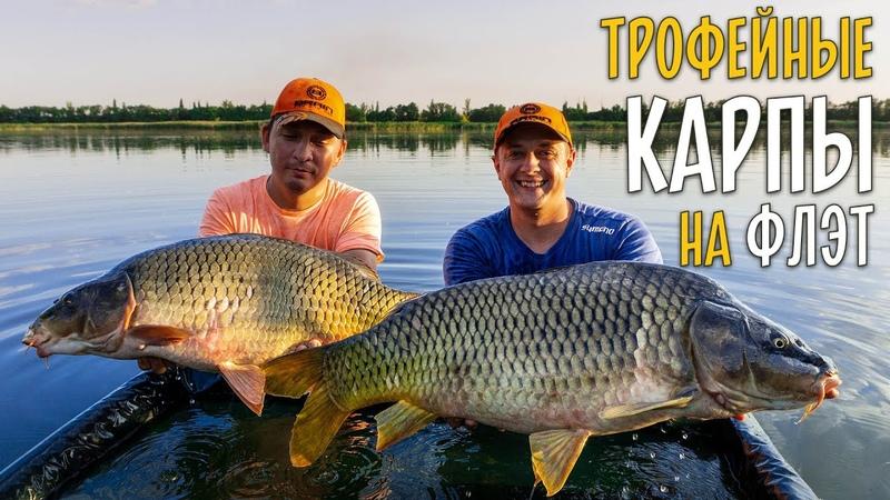 ТРОФЕЙНЫЙ КАРП на флэт фидер 48 часов рыбалки на Марьевском водохранилище