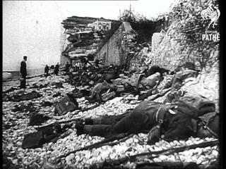 Canadian Raid On Dieppe Aka Dieppe Landings (1942)