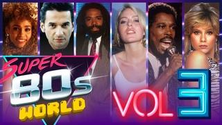 80's Best Euro-Disco, Synth-Pop & Dance Hits Vol.3 (Serega Bolonkin Video Mix)│Танцевальные Хиты 80х
