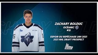 Zachary Bolduc| Espoirs du Repêchage LNH 2021 / 2021 NHL Draft Prospects