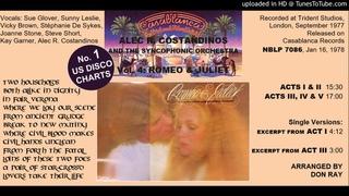 Alec R. Costandinos Vol. 4: Romeo And Juliet [Full Album + Bonus] (1978)