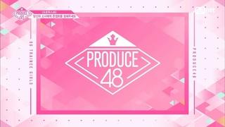 PRODUCE48 프로듀스48 Concept Evaluation Songs (Long Preview) @ EP5 180713