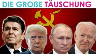 Propaganda & Täuschung über alles – damals & heute! Putin & Trump Opfer derselben Gegner? Beweise!