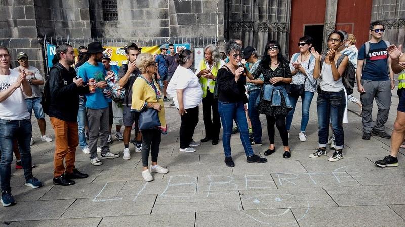 Discours pour nos enfants Clermont Ferrand 18 Septembre 2021 4K
