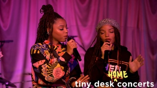 Chloe x Halle: Tiny Desk (Home) Concert