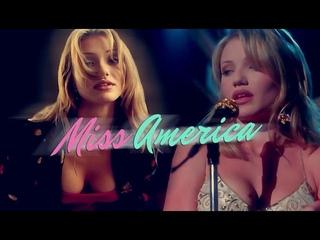 Cameron Diaz Miss america The Mask