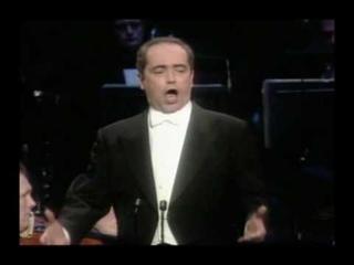 """José Carreras Sings - Musica Proibita (Gastaldon) - """"A tribute To Mario Lanza"""" Part 8"""