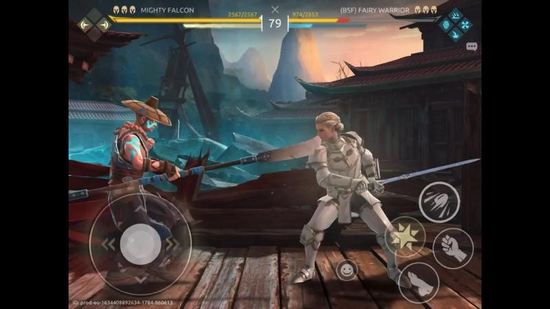 Видео от Shadow Fight Arena Теневые турниры
