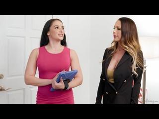 McKenzie Lee, Sheena Ryder lesbian milf mature tits ass pussy orgasm porn hot sexy перевод субтитры лесби 1080 милф