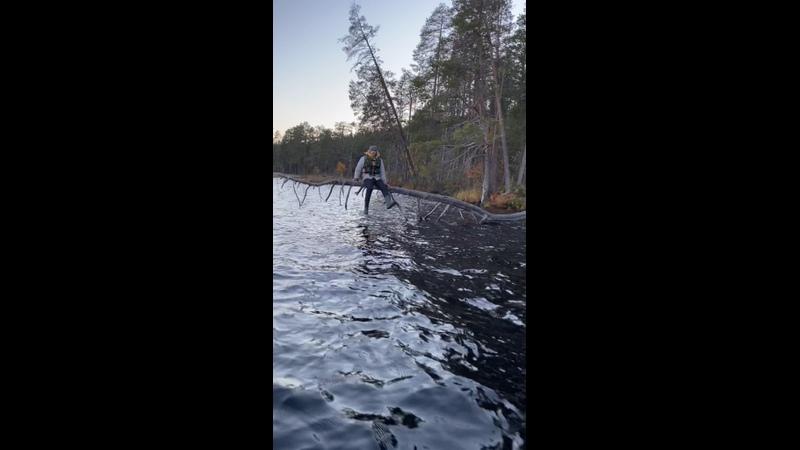 Видео от Антона Налимова