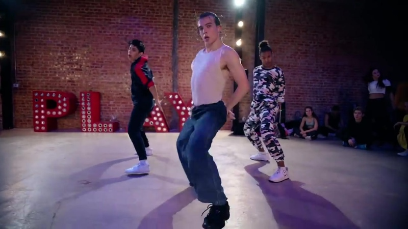 You Dont Know 702 Brian Friedman Choreography Playground LA