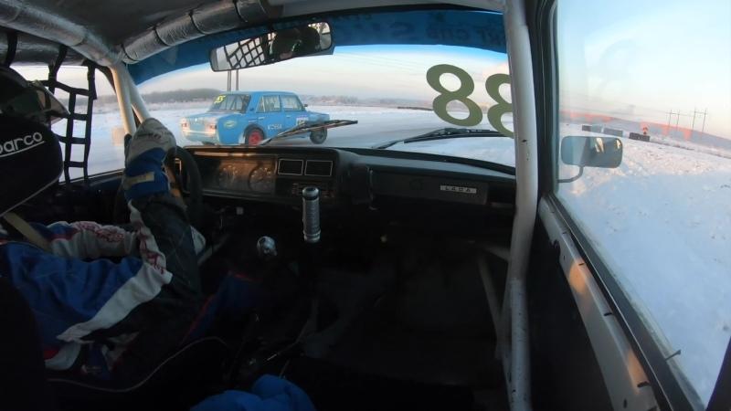 Cup SPb Rally Cross 2021 race4 OnBoard final