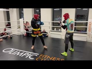 Video by Fight club OLIMPIC SPARTA Дмитров