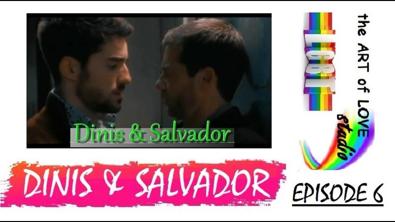 Dinis Salvador Gay StoryLine Episode 6 Subtitles English