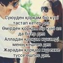 Фотоальбом Акмарал Жусуповой