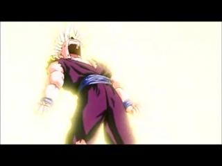 Gohan Turn Into a SSJ2 Japanese Audio HD