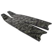 Лопасти Leaderfins карбоновые (технология сэндвич) Sterеoblades NEO, размер 20x80 см