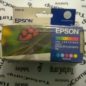 Картридж Epson S020193 (цветной)