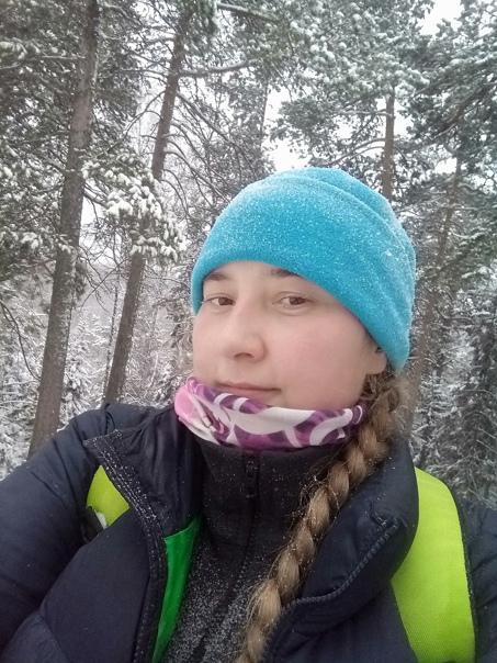 Таня Родина, Красноярск, Россия