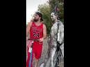 Troll the statue