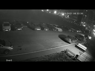18.10.2021 в 6:30 утра произошло небольшое происше...