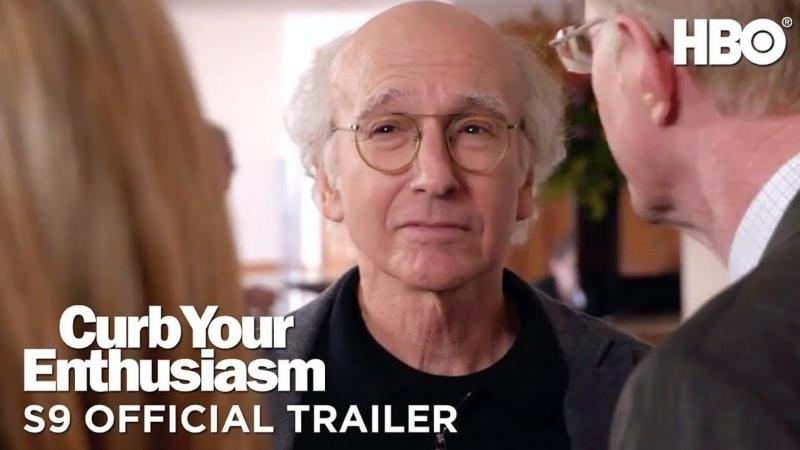 Curb Your Enthusiasm season 9 trailer