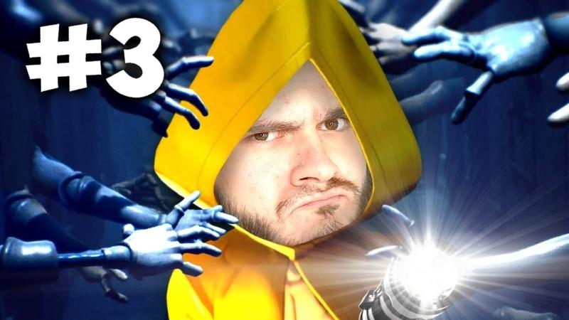 FROST GAMES ДОБРО ПОЖАЛОВАТЬ В ПСИХУШКУ Little Nightmares II 3