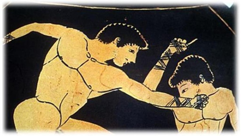 6 древних видов спорта, которые, к счастью, пропали