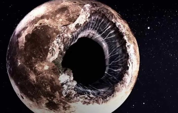 Луна - творение инопланетного разума, изображение №9