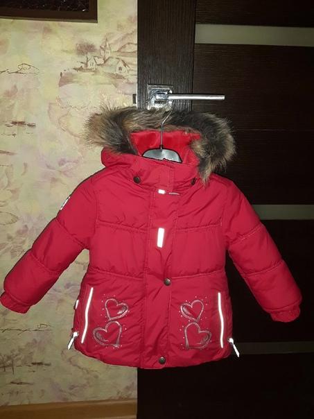 Продаю 2 зимних костюма на девочку р.80 (цена 2500...