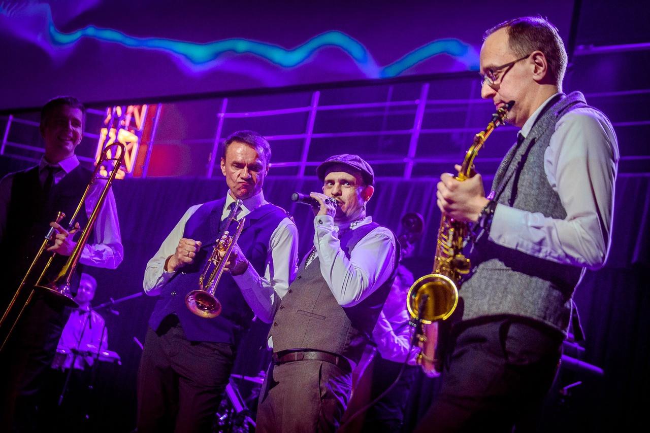 25.09 Sweet Hot Jazz Band в Колизее!