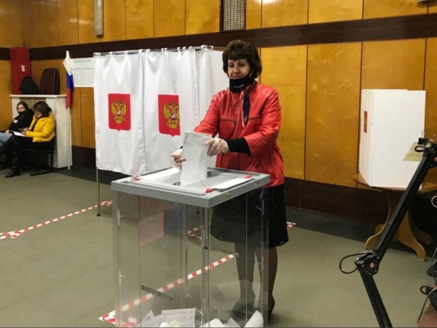 Выборы продолжаются