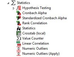 Сравнение аналитических платформ: KNIME VS Alteryx, изображение №11