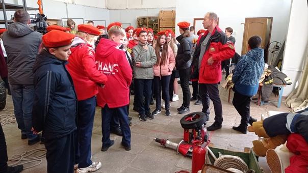 📍Для школьников провели экскурсию в Раменский колл...