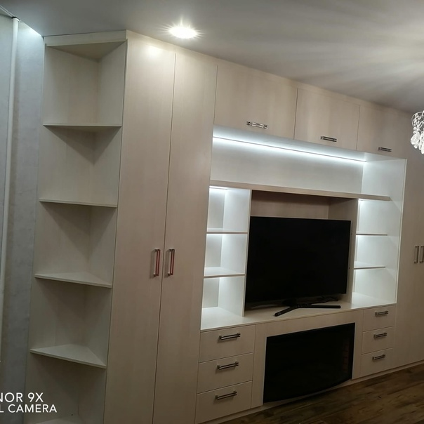Изготовление корпусной мебели на заказ.Кухни, шкаф...