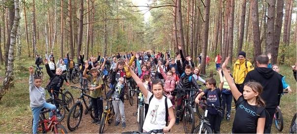 03 октября 2021 состоялся велопробег
