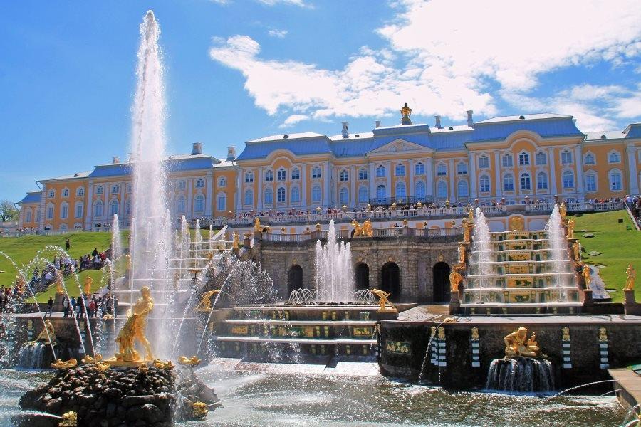 2022-08, Туры в Санкт-Петербург в августе, 6 дней (N)