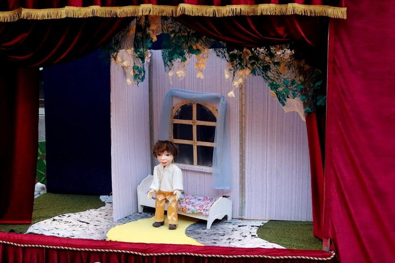 Спектакль «Принцесса добрых снов» Театр марионеток «Вито» (Чебоксары)